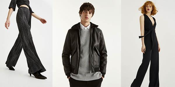 moda mujer y hombre Pull & Bear promocion PayPal ropa invierno