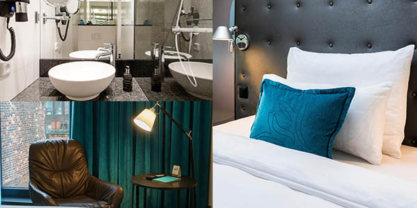 Motel One Amsterdam Waterlooplein hotel barato