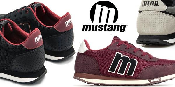 Zapatillas Mustang Funner baratas