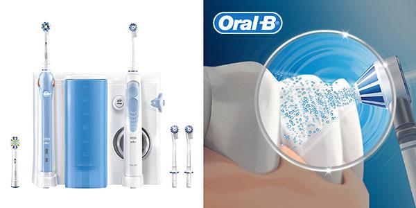 Estación de cuidado bucal con cepillo e irrigador Oral-B PRO 1000 al mejor precio