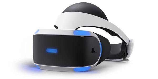 PlayStation VR + Cámara PlayStation V2 + VR Worlds + Astro Bot VR