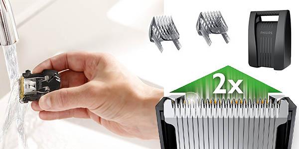 Philips HC5450/80 cortapelos con gran autonomía y genial relación calidad-precio