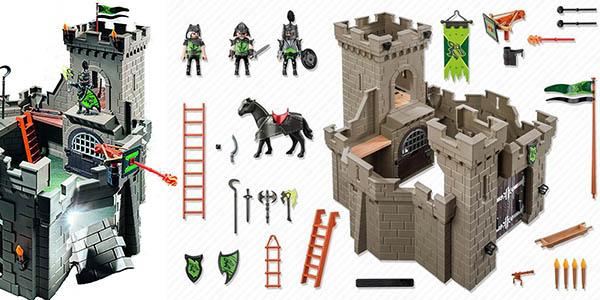 Playmobil 6002 castillo para montar con accesorios divertido oferta