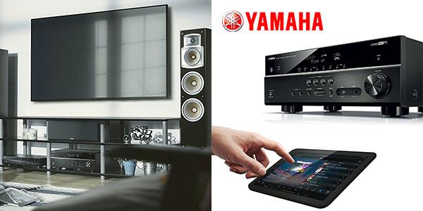 Receptor AV Yamaha RX-V483 de 5.1 canales barato