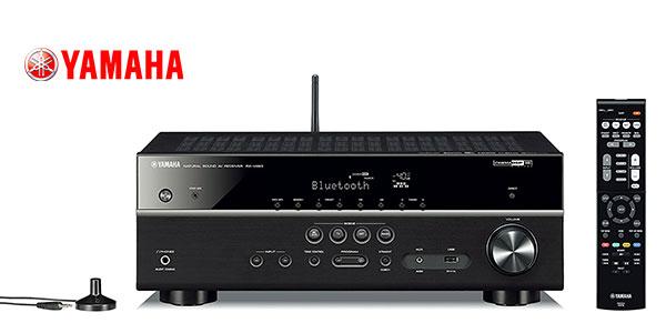 Receptor AV Yamaha RX-V483 MuicCast Bluetooth 4K rebajado