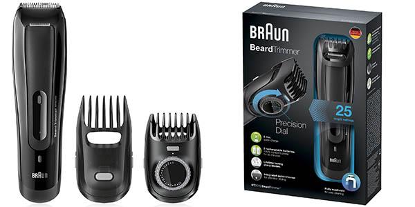 Recortadora Braun BT5070 para barba