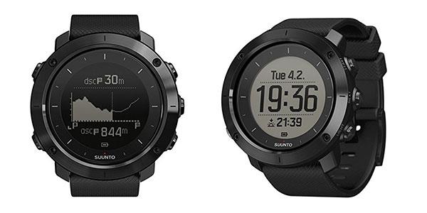 Reloj GPS Outdoor Suunto Traverse negro barato