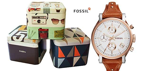 Reloj Fossil Original Boyfriend para mujer barato en Amazon