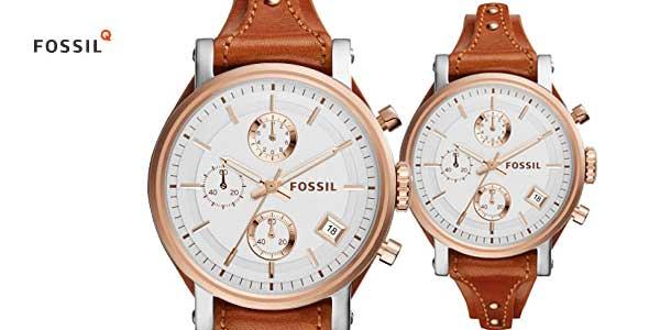 Reloj Fossil Original Boyfriend para mujer chollo en Amazon