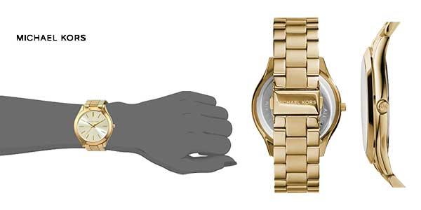 Reloj Michael Kors MK3179 para mujer chollazo en Amazon