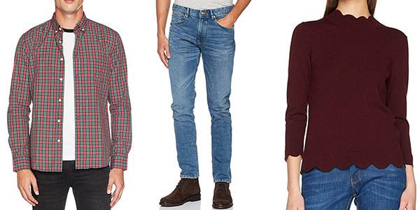 ropa casual para mujer y para hombre Cortefiel con grandes descuentos