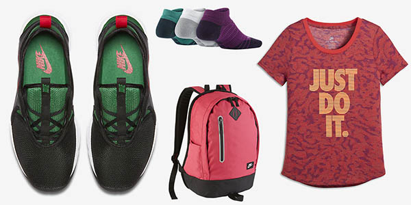 ropa y zapatillas Nike para mujer hombre y niños rebajada