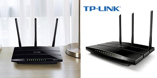 Router inalámbrico TP-Link Archer AC1200 Dual Band al mejor precio
