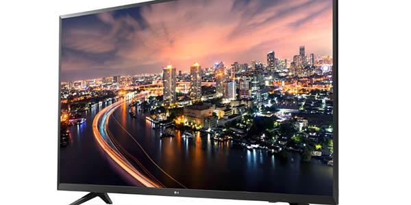 Chollo Smart TV LG 43UJ620V UHD 4K HDR de 43 por sólo 339  g44S1