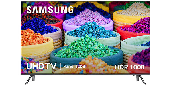 "Smart TV Samsung UE49MU7055 UHD 4K de 49"" HDR1000"
