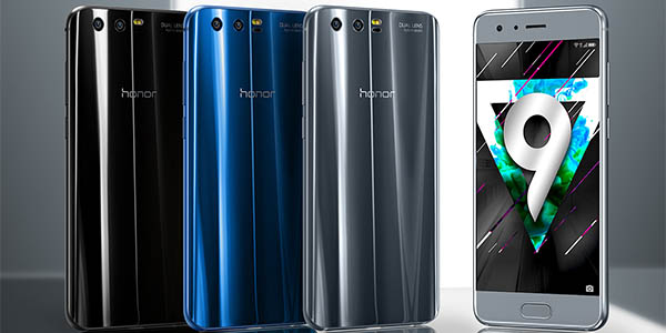 Smartphone Honor 9 con 4 GB RAM