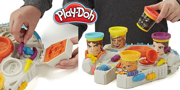 Star Wars Millennium Falcon Play-Doh barato