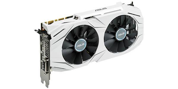 Asus Dual NVIDIA GeForce GTX 1070 OC 8GB GDDR5 barata