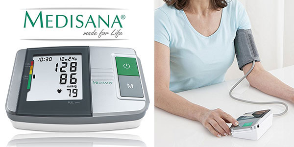 Tensiómetro de brazo MTS Medisana 51152 con Función Semáforo barato