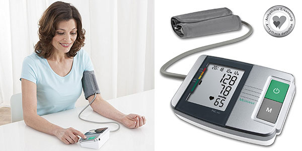 Tensiómetro de brazo MTS Medisana 51152 al mejor precio