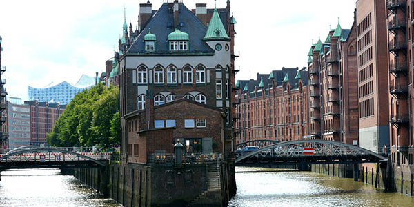 viaje corto Hamburgo presupuesto bajo coste