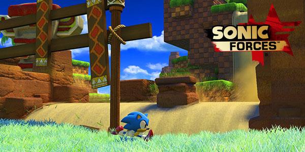 Videojuego Sonic Forces Bonus Edition para Switch, PS4 y Xbox One al mejor precio