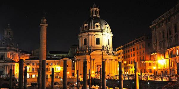 visitar Italia capital en invierno con un presupuesto low cost
