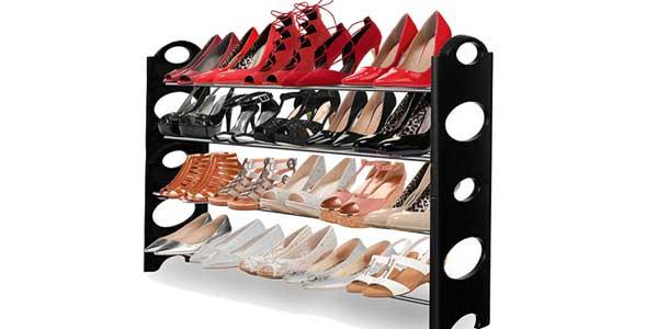 Zapatero organizador de zapatos 10 Alturas 50 pares chollazo en eBay