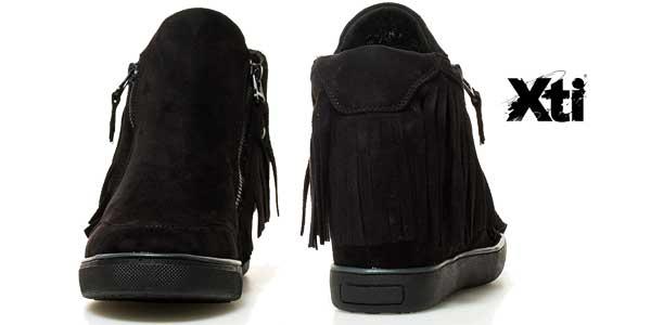 Zapatillas abotinadas XTI Dafne con cuña interna para mujer baratas en eBay