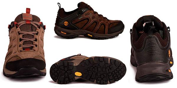 Zapatillas de trekking Timberland Ledge de corte bajo en cuero