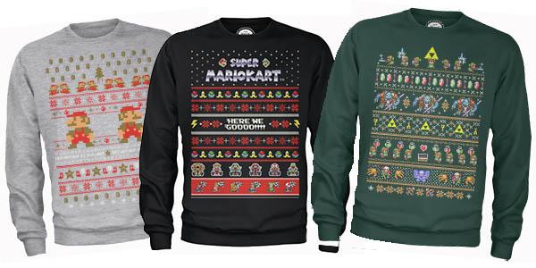 Zavvi promoción jersey + camiseta regalo Nintendo noviembre 2017