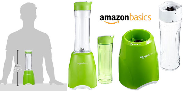 Batidora AmazonBasics Mix & Go para smoothies al mejor precio