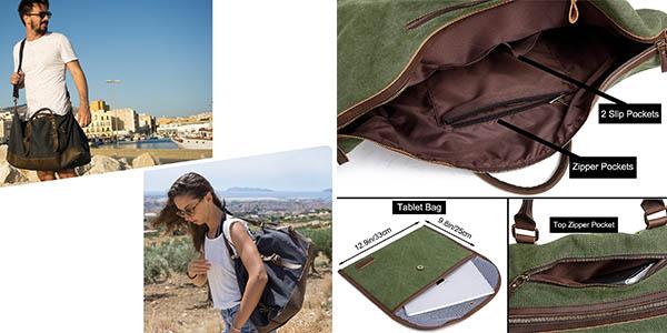 bolsa equipaje de mano ideal escapadas chollo