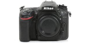 Cámara réflex Nikon D7200 SLR
