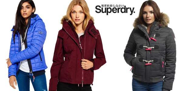 Chaquetas Superdry chollazo en eBay España