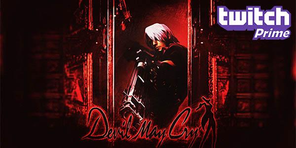 Devil May Cry 1 HD gratis con Twitch Prime