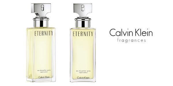 Chollo Calvin Klein Eternity para mujer al mejor precio