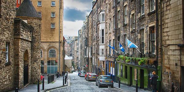 escapada a Edimburgo diciembre 2017