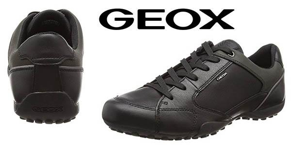 destacar Me preparé Aleta  Chollazo Zapatos Geox Uomo Snake A para hombre por sólo 44,96€ con envío  gratis. ¡Ahorras 54,94€!