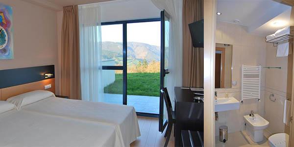 hotel Parrilla El Zángano Asturias oferta