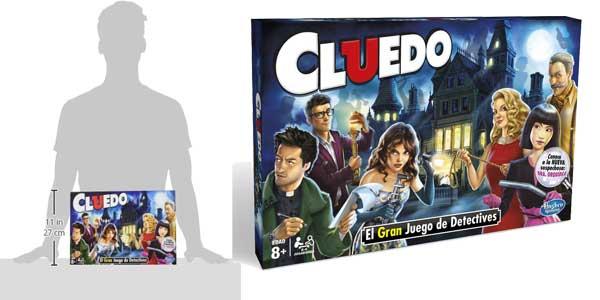Cluedo (Hasbro 38712546) chollazo en Amazon España