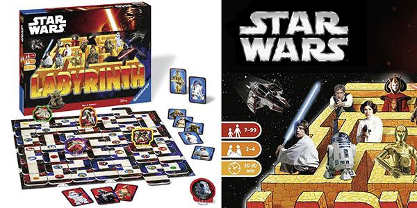 Juego de tablero Labyrinth Star Wars rebajado