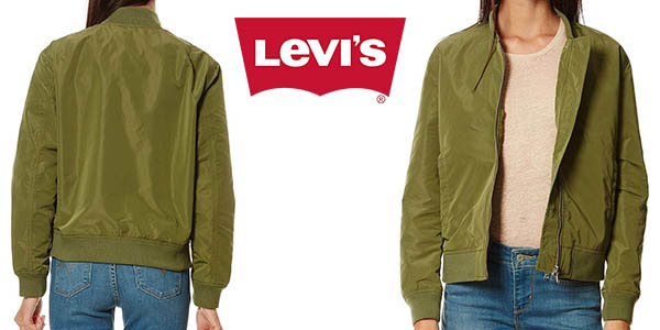 Levi's Fashion chaqueta tipo bomber para mujer barata