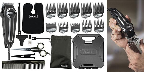 Maquinilla cortadora eléctrica Wahl Elite Pro rebajada