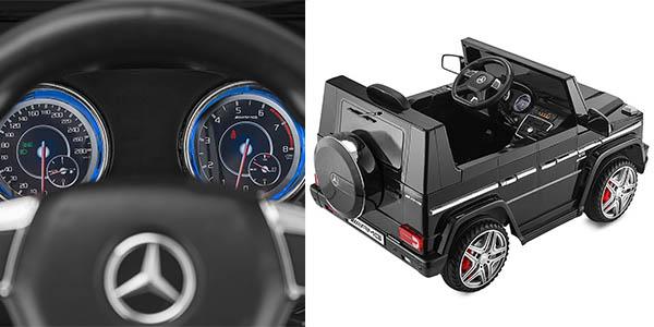 Mercedes Benz AMG G65 réplica infantil segura con control remoto oferta