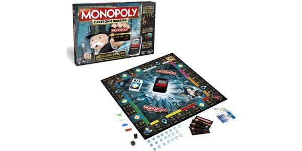 Monopoly - Electronic banking barato en Amazon