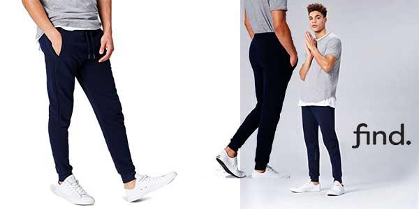 FIND Pantalones Estilo Jogger para hombre chollazo en Amazon Moda