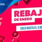 Rebajas Playstation Store enero 2019