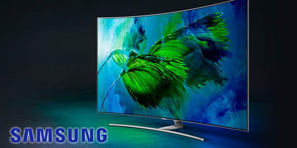 Televisores QLED Samsung + Galaxy S8 de regalo