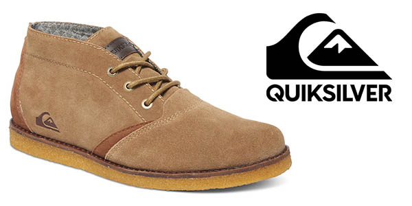 Quiksilver Harpoon zapatos cuero para hombre baratos